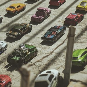 Crossing borders with Hot Wheels